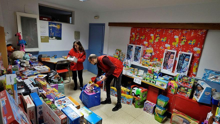 Aumentan las familias que piden ayuda para afrontar el gasto escolar