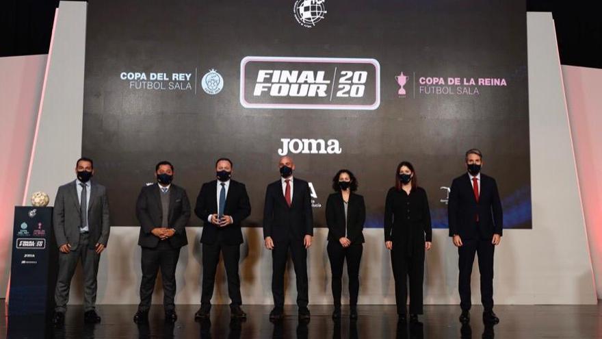 Cuenta atrás para las fases finales de la Copa del Rey y de la Reina de Fútbol Sala en el Carpena