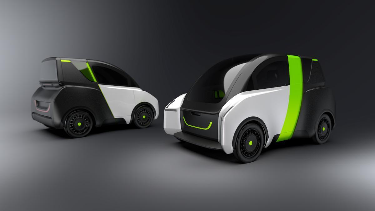 The e-Miles Company presenta un revolucionario cuadriciclo 100% eléctrico y extensible