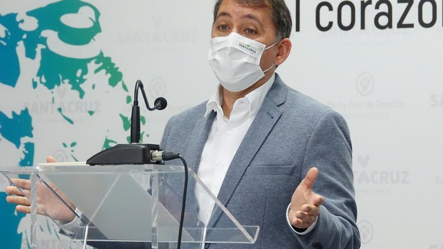Bermúdez insta a eliminar las restricciones Covid en las islas de Canarias con nivel 1