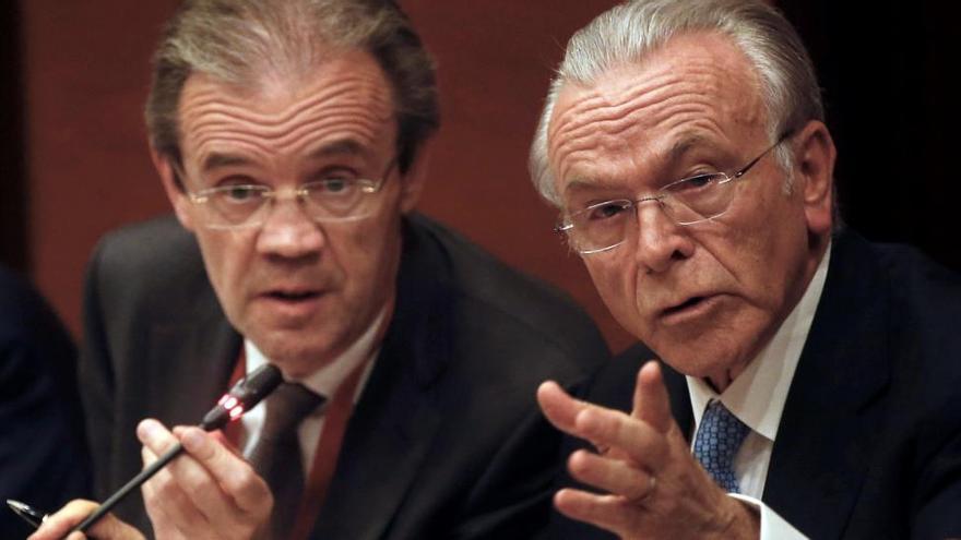 El jutge del cas Villarejo imputa el manresà Isidre Fainé per l'espionatge al president de Sacyr