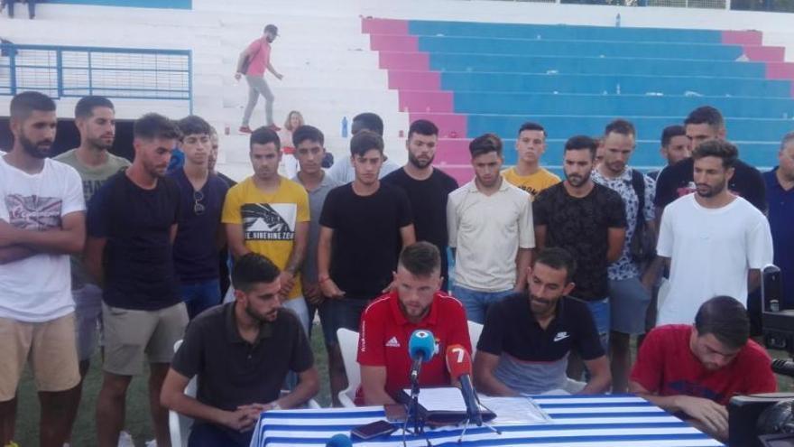La AFE paga dos mensualidades a varios jugadores del Lorca Deportiva
