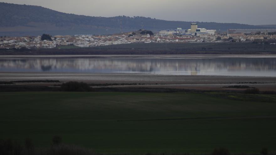 Fuente de Piedra avanza sin parar en las obras para recuperar el agua potable