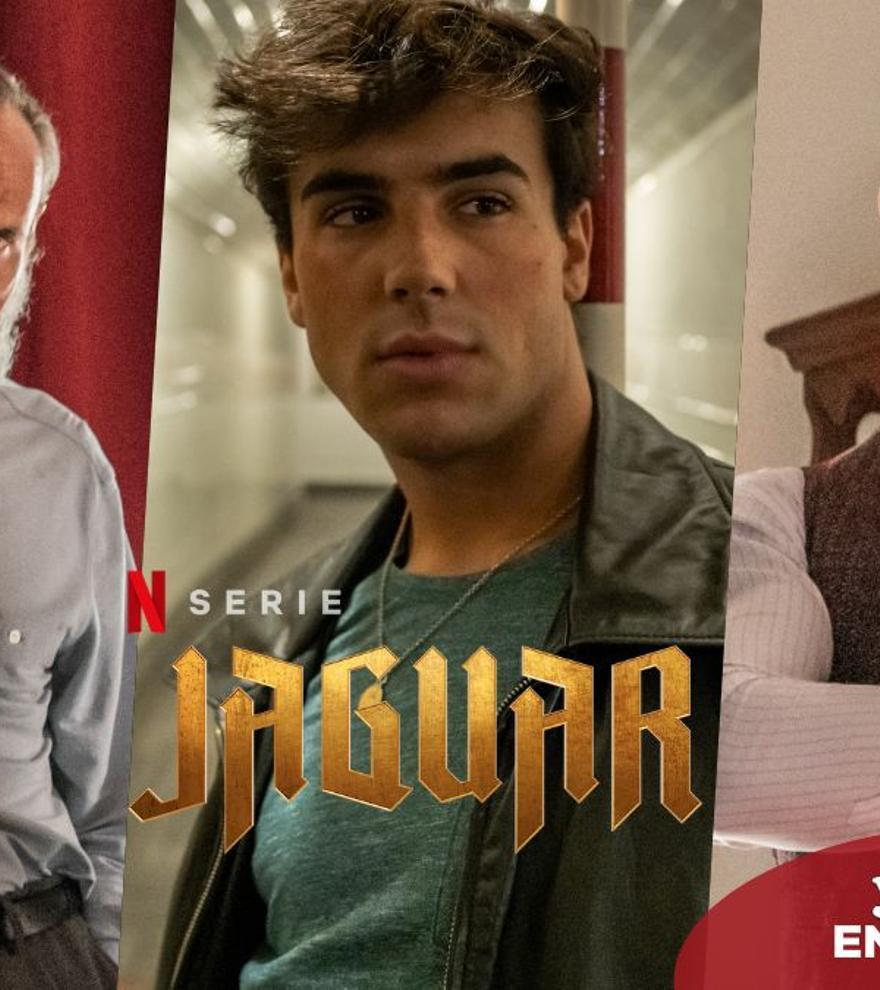 """""""El rodaje de 'Jaguar' fue sufrido porque estábamos contando algo que supone mucha responsabilidad"""""""