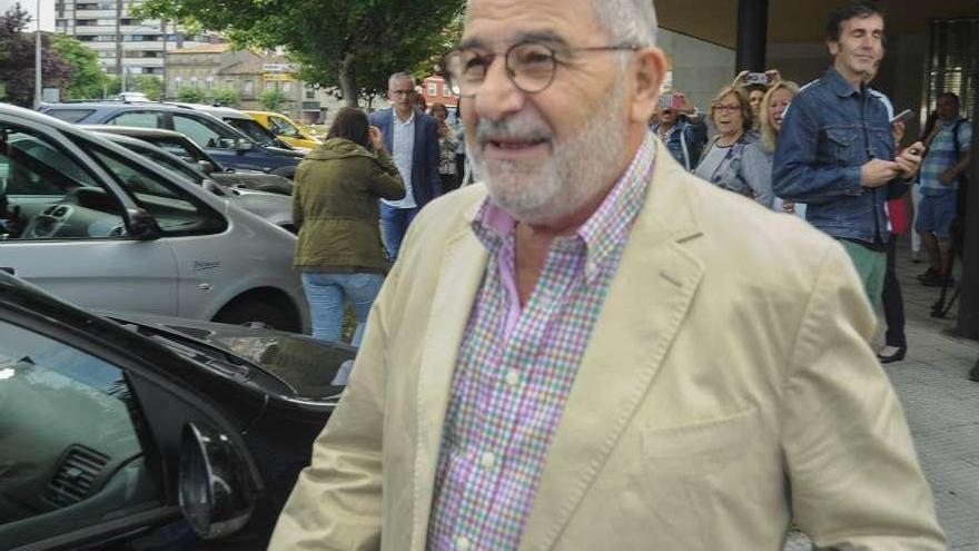 Rechazan la petición de Laureano Oubiña de recibir 300.000 euros de indemnización