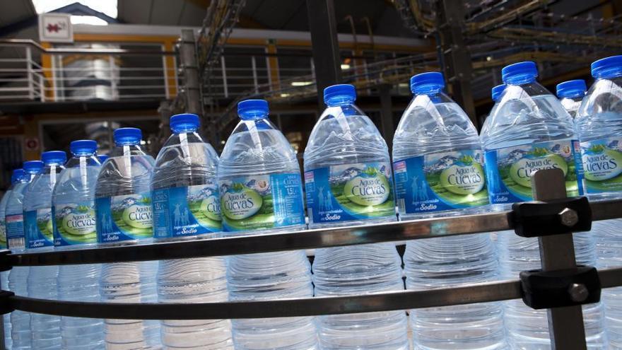 Agua de Cuevas facturó 7 millones, el 6% más que el año anterior
