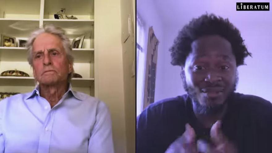 El Michael Douglas más activista habla sobre la justicia racial y la crisis del covid