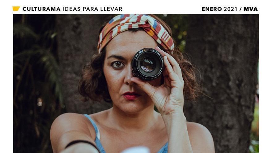 La creación fotográfica como forma de autoconocimiento