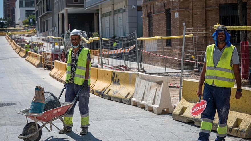 Los accidentes de trabajo causaron 406 muertes durante los seis primeros meses del 2021