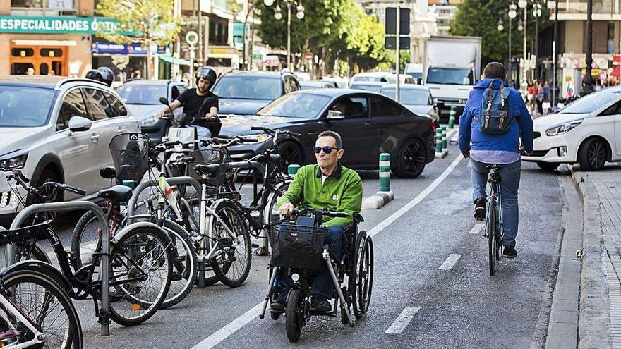 Transición hacia una movilidad multimodal y sostenible