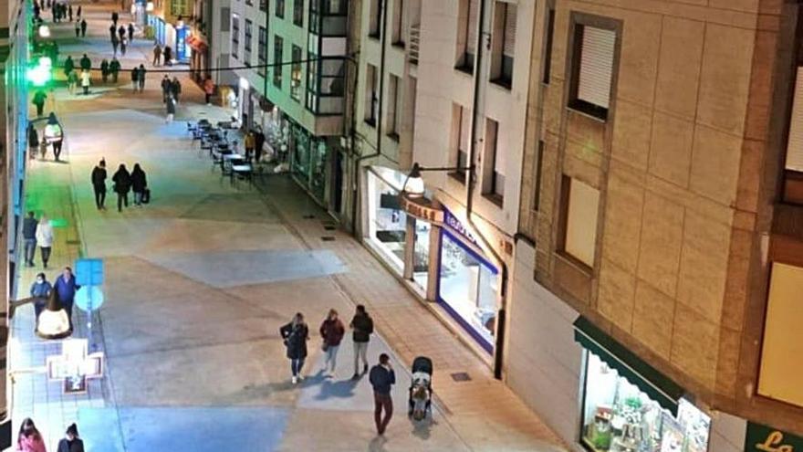 Compras nocturnas en Laviana