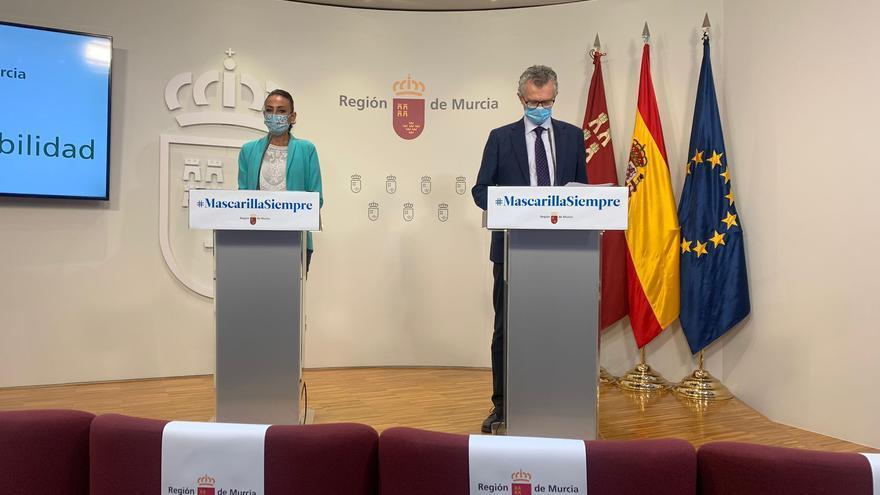 Vacunación en Murcia | La Región pedirá al Gobierno poder administrar la segunda dosis de Astrazeneca