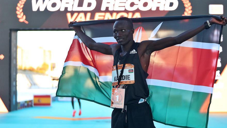 Otro récord del mundo del Medio Maratón en València