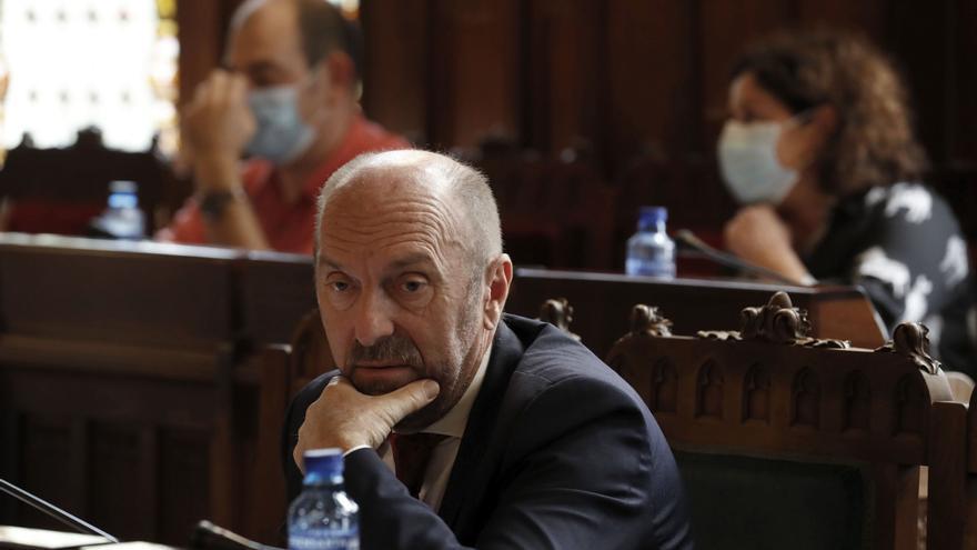 """Cofiño considera que la decisión del TSJA es """"la expresión de que el Estado de derecho funciona"""""""