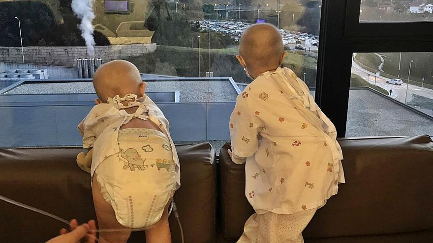 El CHOP diagnostica entre tres y cuatro casos de cáncer infantil al año, la mayoría leucemia