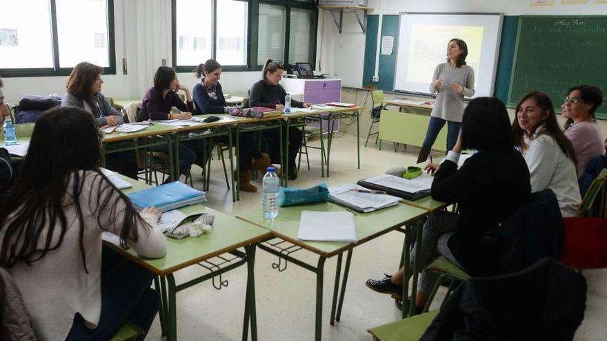 El Té Y El Yoga Entran En La Escuela Oficial De Idiomas Faro De Vigo