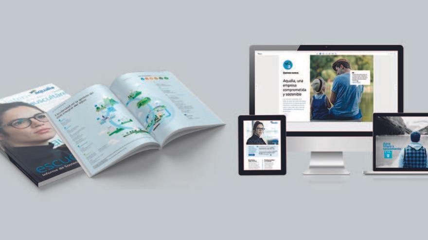 El Informe de Sostenibilidad de Aqualia se coloca como uno de los mejores del mundo