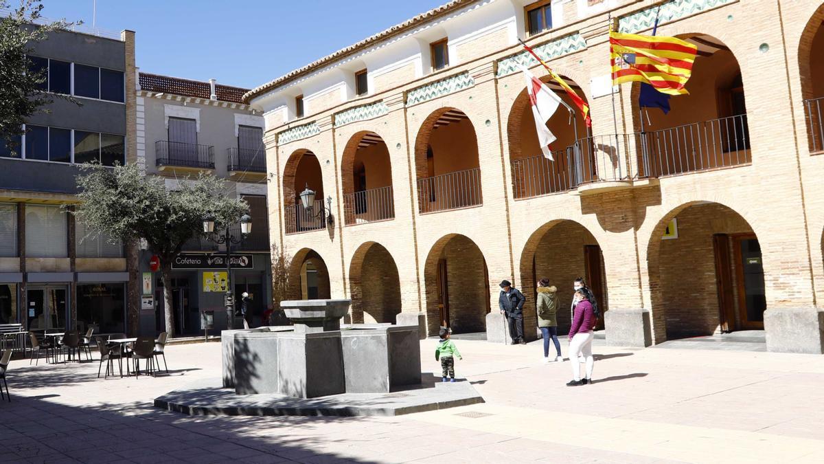 La Almunia, en Valdejalón, es uno de los municipios afectados.