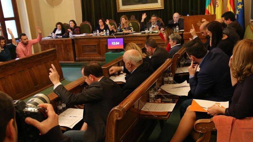 ¡Sigue en directo el pleno del Ayuntamiento de Castellón!