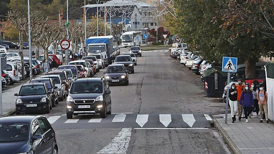 """Rivas cree """"insultante"""" que la Xunta le culpe del retraso de la Avenida Mendiño"""