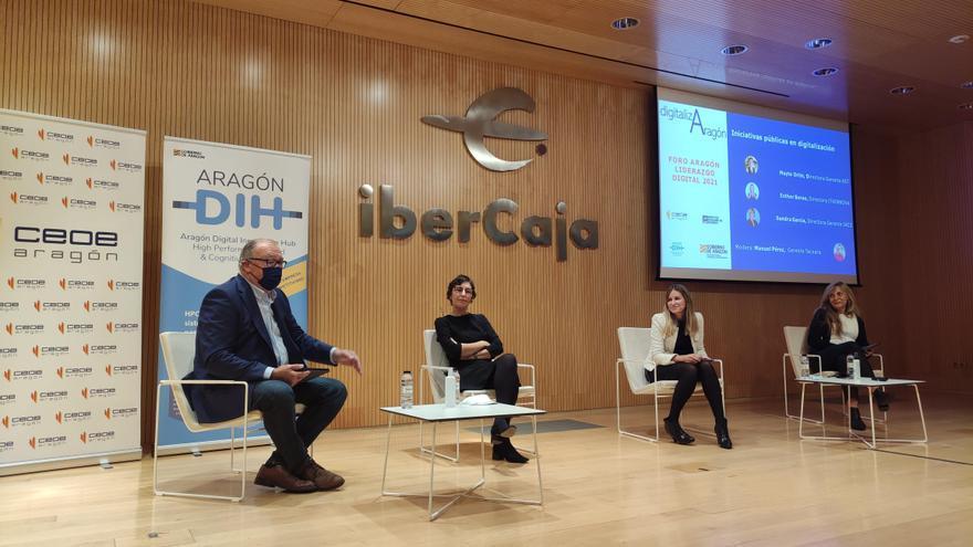Aragón apuesta por digitalizarse poniendo el foco en las personas