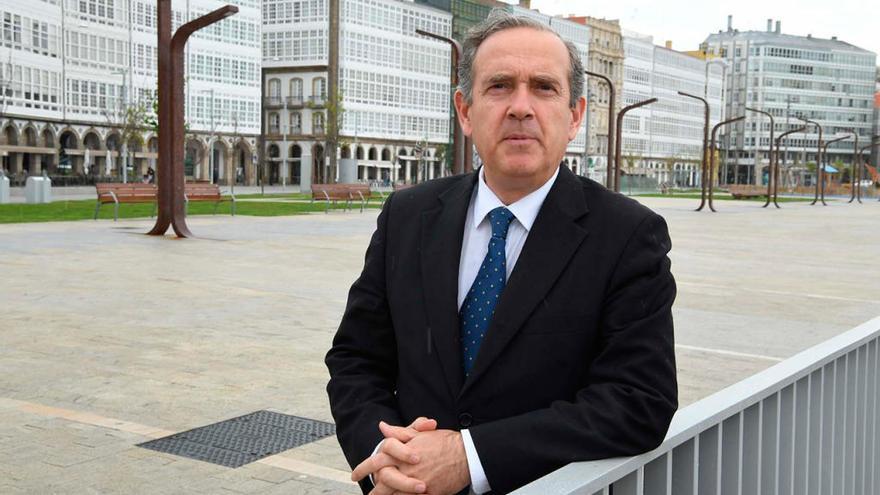 Cuentas reclama 213.000 euros al presidente del Puerto de A Coruña y un alto cargo por Langosteira
