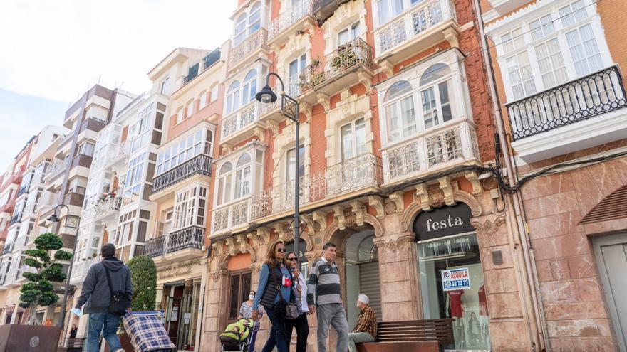 Urbanismo concede licencia para rehabilitar un edificio protegido en la calle del Carmen