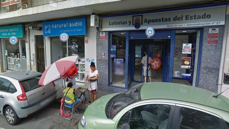 El primer premio de la Lotería Nacional toca en Alicante