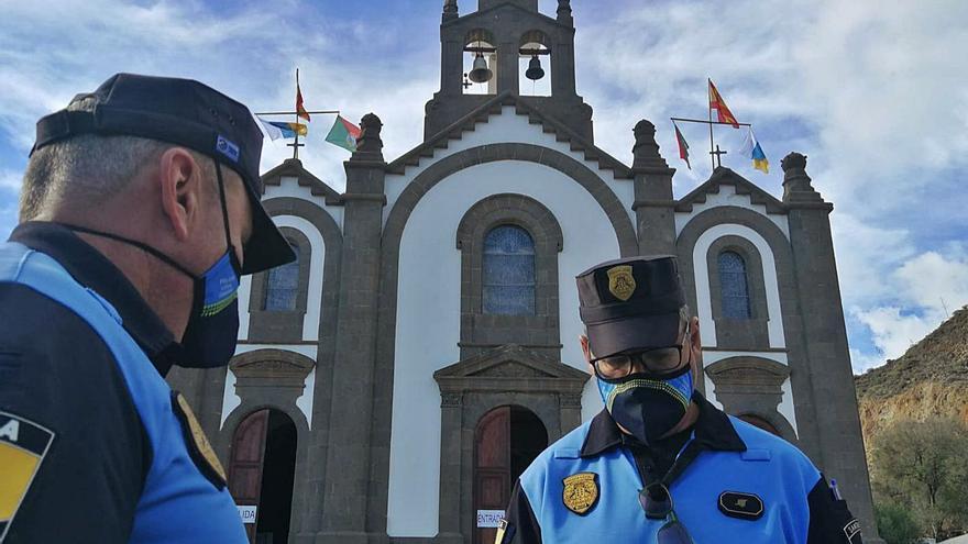 Casi 700 aspirantes para opositar a 11 plazas de policía local en Santa Lucía