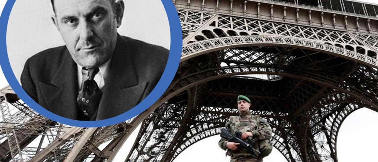 El hombre que vendió la Torre Eiffel... dos veces