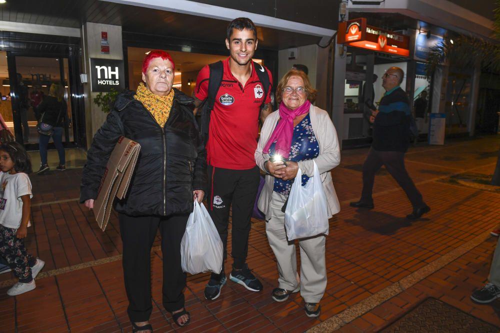 DEPORTES 02-11-2018  LAS PALMAS DE GRAN ...
