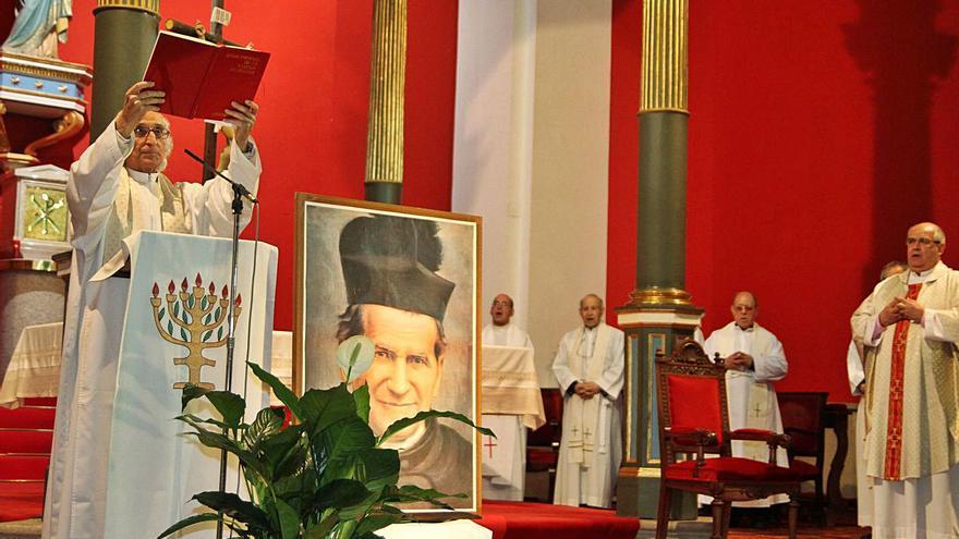 Zamora se despide de los salesianos llena de gratitud