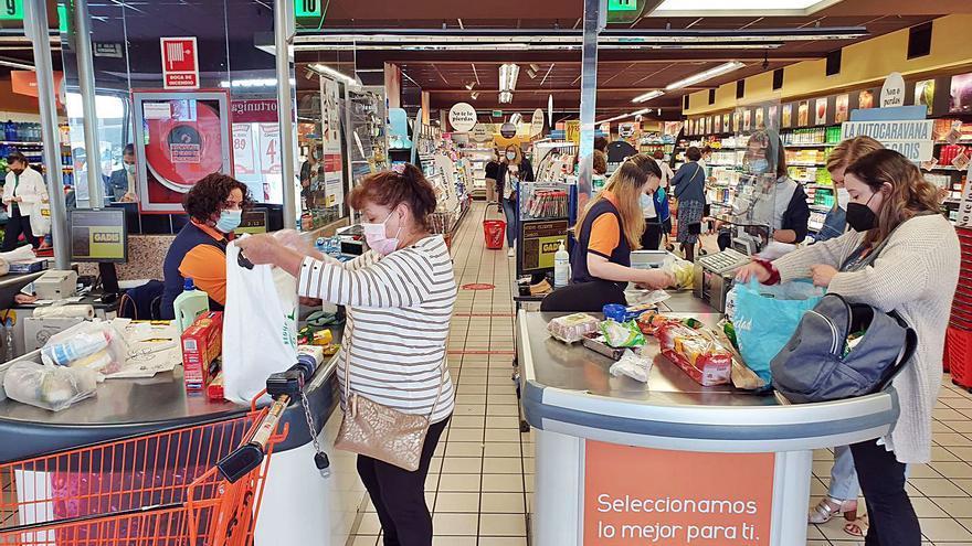 Comercio y alimentación se aferran al ahorro para crecer en pandemia