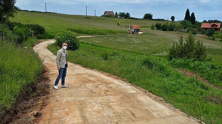 Una inversión de 41.500 euros permitirá mejorar la Senda del Agua en el concejo