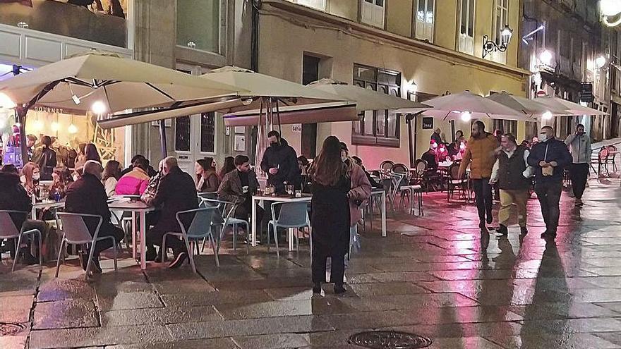 Tres alcoholemias, ni una fiesta ilegal y seis quejas por ruidos: la Nochevieja más atípica