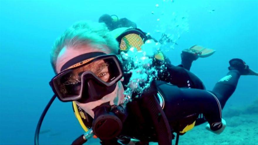 Spanischer Corona-Sprecher taucht in seinem Urlaub auf Mallorca ab
