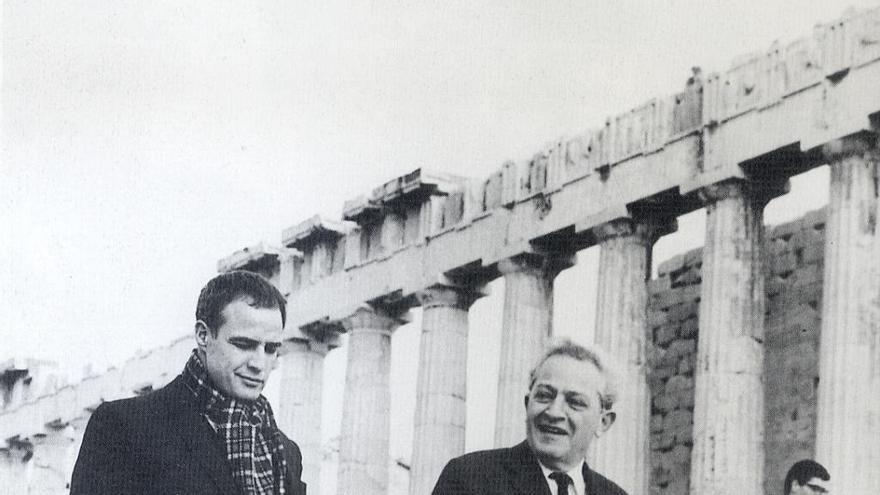 A greek called Marlon Brando