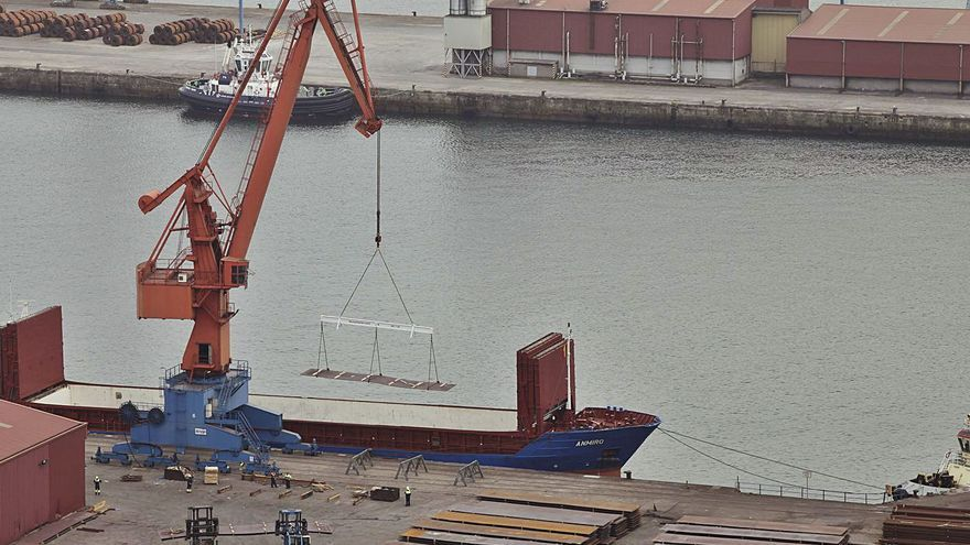 La UE blinda al acero asturiano frente a las exportaciones turcas y chinas