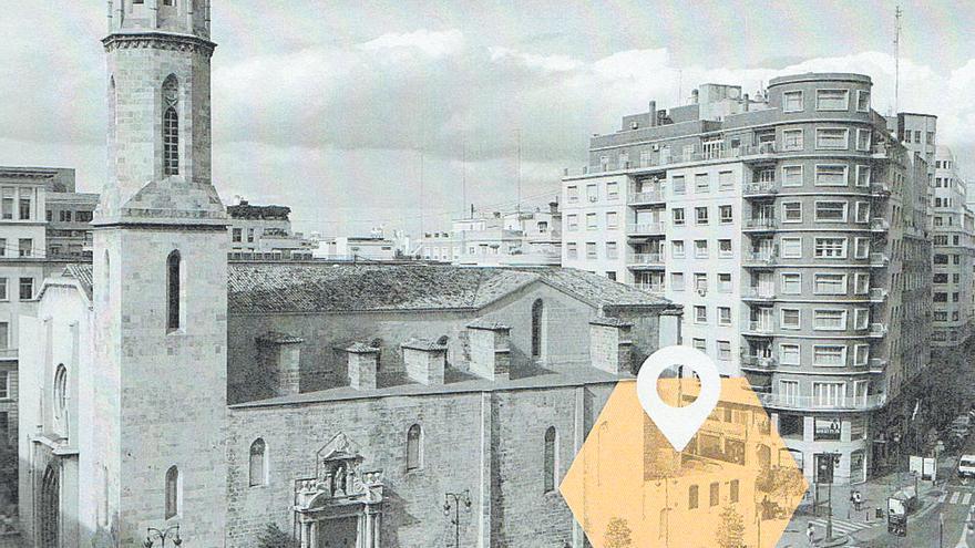 """La iglesia de San Agustín recupera los """"enterramientos"""""""