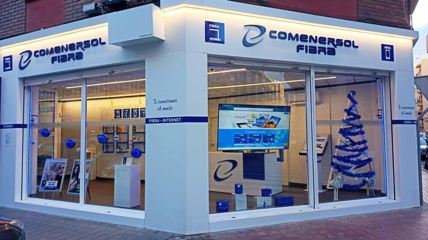Comenersol abre una nueva tienda en Alicante con las mejores tarifas de internet