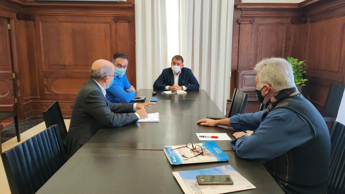 Santa Cruz de Tenerife exige que el centro de Atención Primaria de Cabo Llanos se instale en el CAE de Tomé Cano