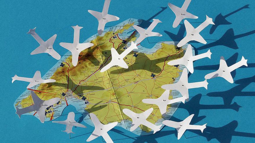 Alles ungewiss bei den Mallorca-Flügen