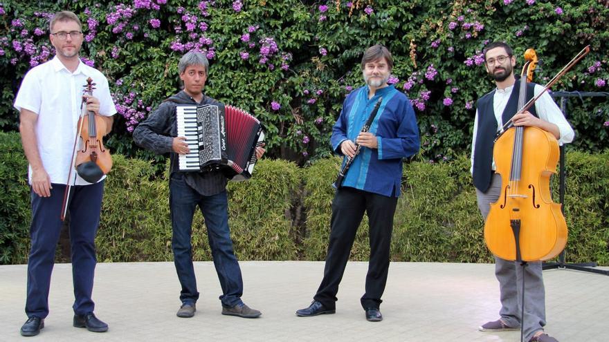 Concert Grup Klaima – L'Ànima del Klezmer