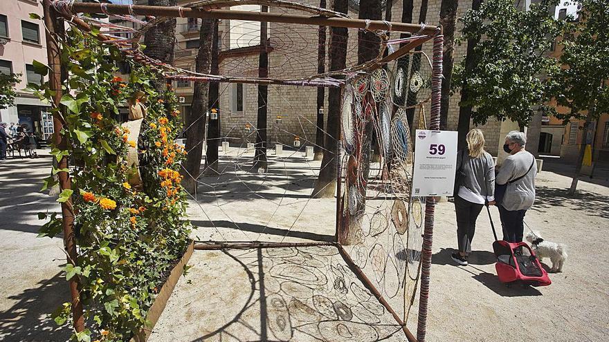 Temps de Flors «a cel obert» fa florir projectes socials i solidaris