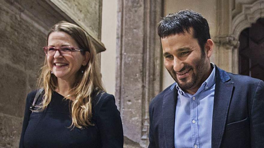 Puig suma a la exconsellera por Compromís Cebrián a su equipo