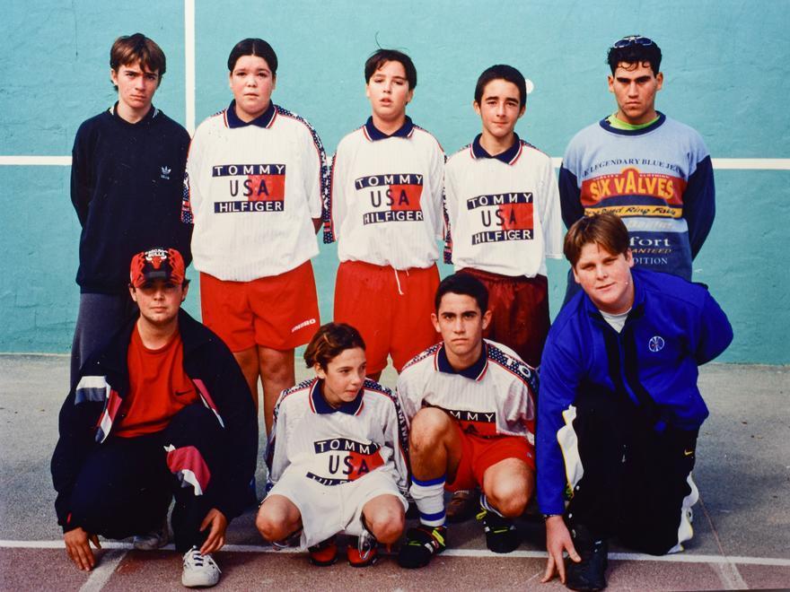 UD Bari, de la Liga de Promoción cadete. Temporada 98-99.