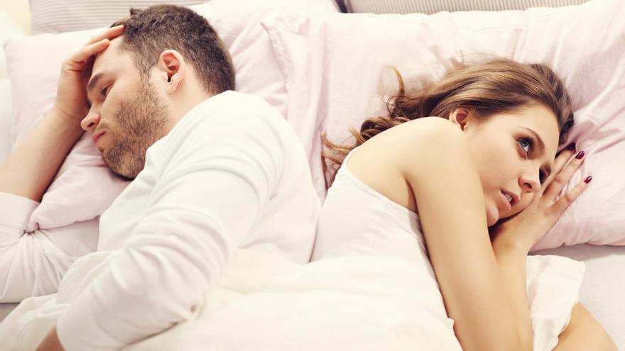 Esto es lo que le puede pasar a tu cuerpo cuando dejas de tener sexo