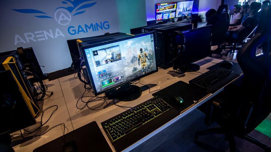 Descubre Arena Gaming, la experiencia gaming center definitiva en Alicante