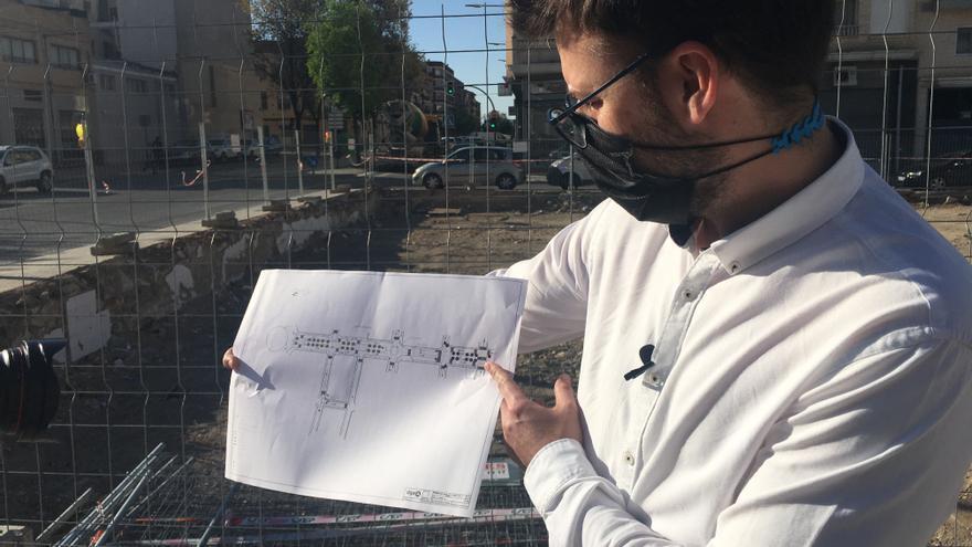 Comienza la construcción de un supermercado de 2.000 metros en Petrer