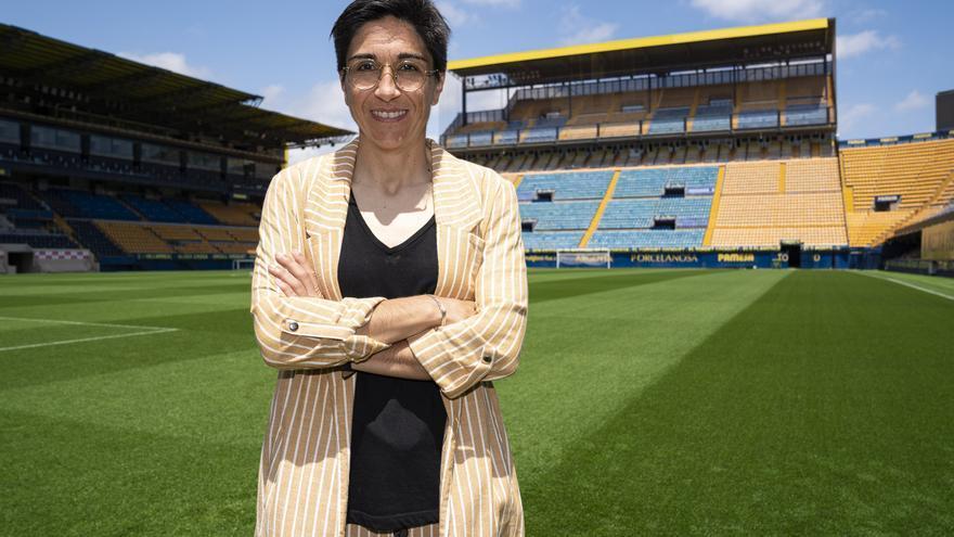 El Villarreal renueva a Sara Monforte como entrenadora del femenino